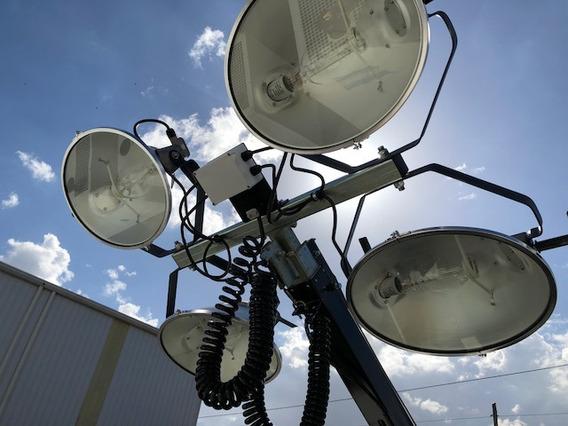 Torre De Iluminación Cetec 4000 W