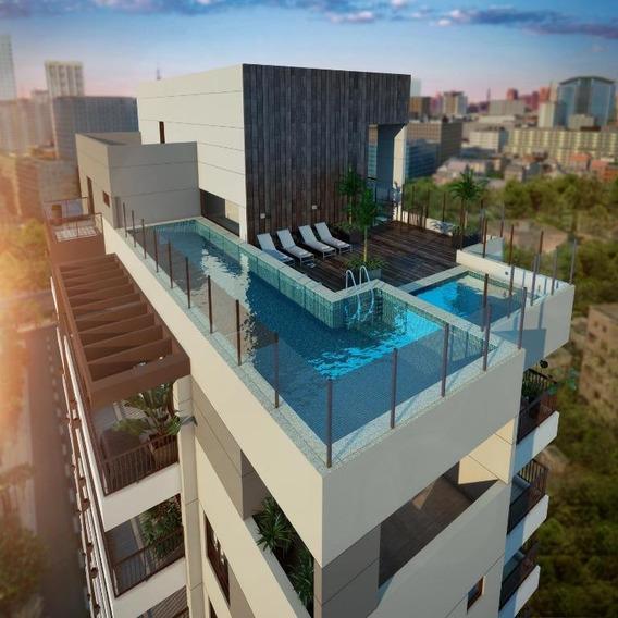 Apartamento Em Perdizes, São Paulo/sp De 50m² 1 Quartos À Venda Por R$ 457.650,00 - Ap237756