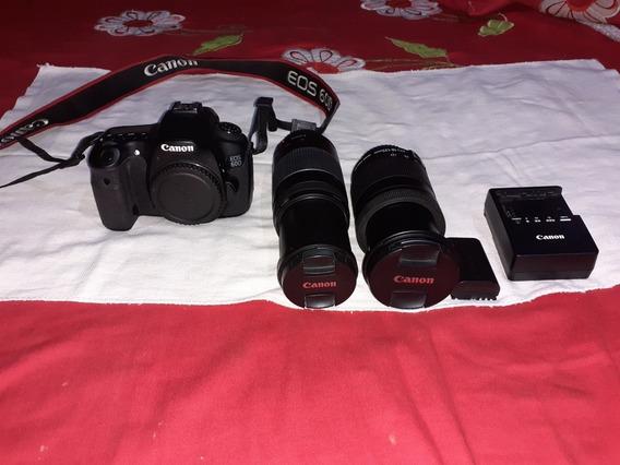 Câmera Cânon Eos 60d Profissional