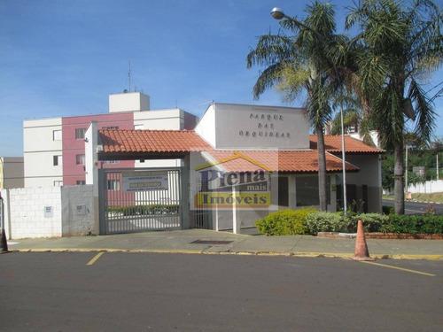 Imagem 1 de 15 de Apartamento Com 3 Dormitórios Para Alugar, 61 M² Por R$ 1.000,00/mês - Jardim Marchissolo - Sumaré/sp - Ap1018