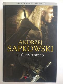 Geralt De Rivia 1 - El Ultimo Deseo (the Witcher)