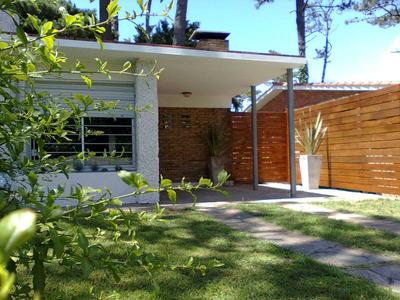 U$s 1.150 Turismo Casa A 2 Cuadras Del Mar Y 1 Del Shopping