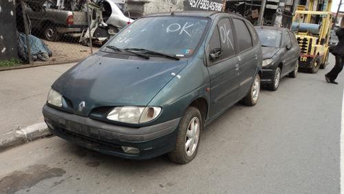 Renault Scenic Rxe 2.0 8v (sucata Somente Para Peças)