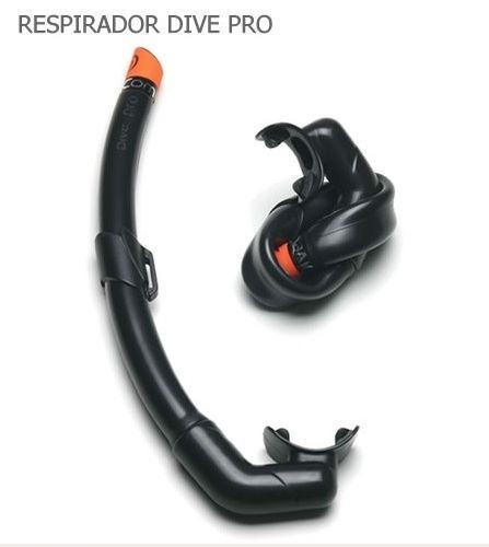 Imagem 1 de 1 de Respirador Dive Pro