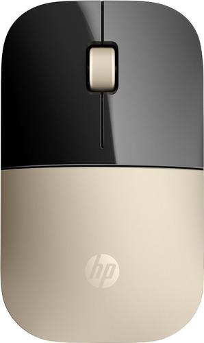Mouse Hp Z3700 Inalámbrico Dorado