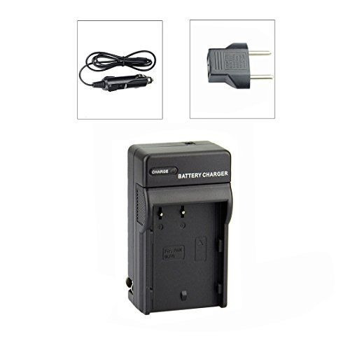 Carregador Para Panasonic Vw-vbt190 Vw-vbt380 Vw-vbk360