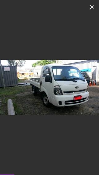 Kia Bongo 2.5 Std 4x2 Rs Turbo C/ Carroceria 2p 2013