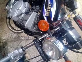Yamaha Rx 100, Negra