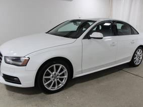 Audi A4 2.0 T Luxury 225hp Mt Precio 170.000.mxn