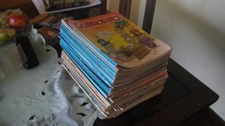 Revistas Suplementos Cómics Condorito Serie 300-399