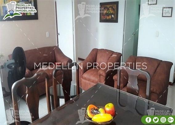 Arrendamientos De Apartamentos Baratos En Medellín Cód: 4297