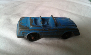 Tootsie Toy Mercedes Bens Azul