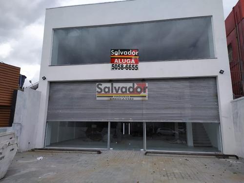 Imóvel Comercial Na Av Do Cursino - Jd Da Saúde - São Paulo - 8636