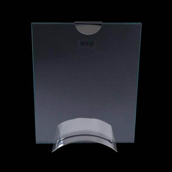 Porta Retrato De Aço Inox 26cmx20cm Rojemac Gd