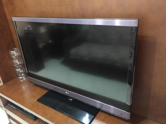 Smart Tv Lg 42 Pol. 3d + Blu-ray 3d Lg + Dvd Lg