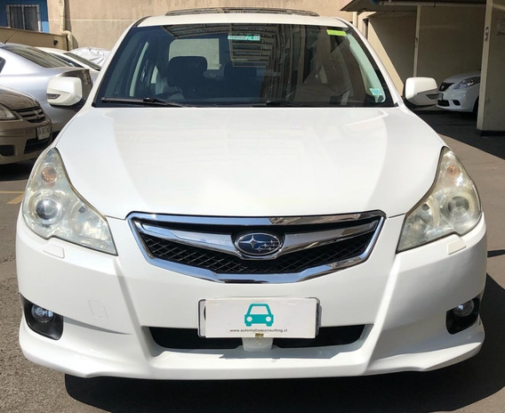 Subaru All New Legacy 2.5i Awd Limited 2010