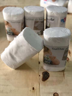 Rollo Papel Bambu Para Pañal Ecologico Ecobaby Original