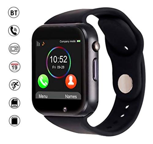 Reloj Inteligente Smartwatch A1 Cámara Sim Bluetooht
