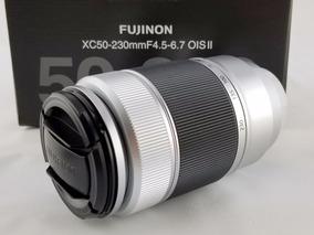 Lente Fujinon Xc 50-230mm F/4.5 6.7 Ois Ii Prateada