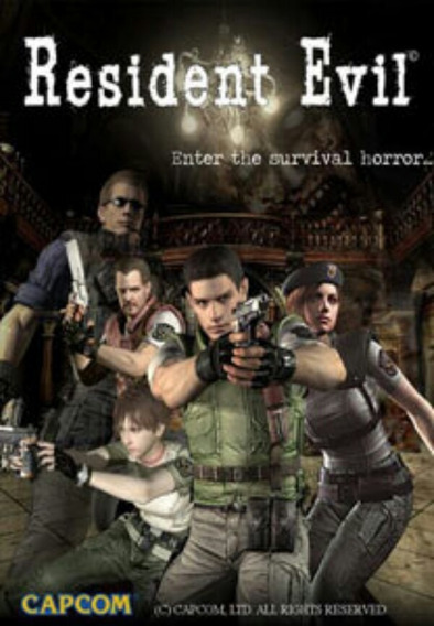 Resident Evil Hd Remaster Xbox 360 Midia Digital