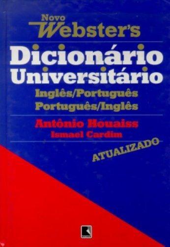 Dicionario Universitario Webster