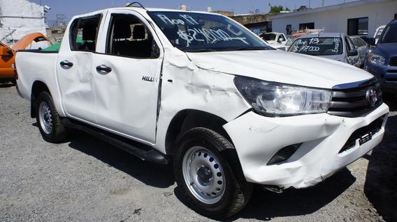 Toyota Hilux Doble Cabina 2019 Blanco