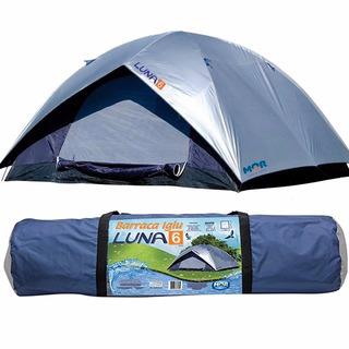 Barraca Camping Iglu Luna 6 Pessoas Grande Mor Top Promoção