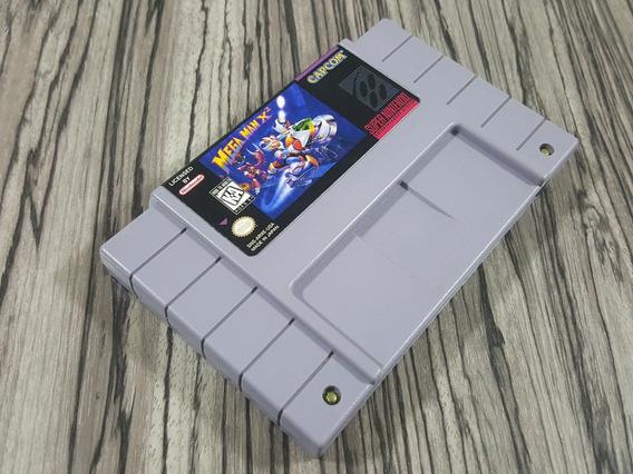 Mega Man X 2 Original Snes + Frete Grátis!!!!!!