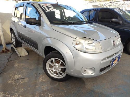 Imagem 1 de 12 de Fiat Uno 1.0 Vivace Flex 5p