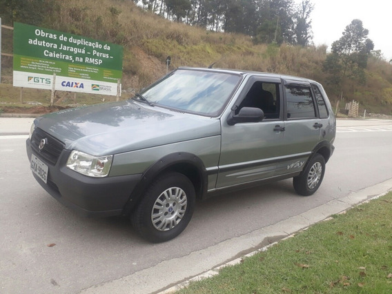 Fiat Uno 1.0 Way Flex 5p 2012
