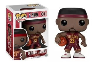 Funko Pop Lebron James #01 Nba