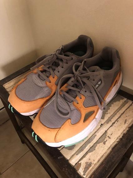 Zapatillas adidas Falcon Talle 9 Unisex