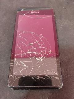 Smartphone Sony Xperia M C2004 - Não Liga