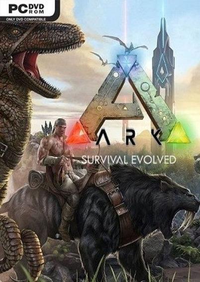 Ark Survival Evolved Steam Online Original Rpg Multijogador Digital