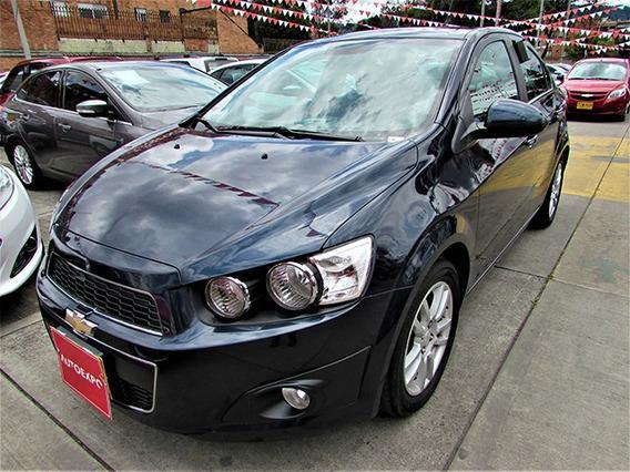 Chevrolet Sonic Lt Sedan Sec 1,6