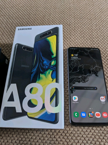 Nuevo Samsung A80 128gb 8gb Ram Fábrica Original