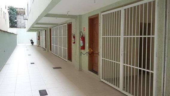 Village Com 2 Dormitórios Para Alugar, 90 M² - Aparecida - Santos/sp - Vl0006