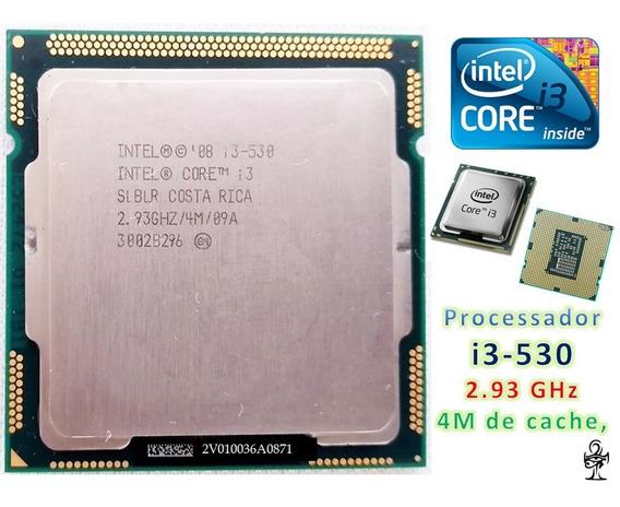 Processador Intel® Core I3-530 - 2.93 Ghz 4m Cache 100% Ok