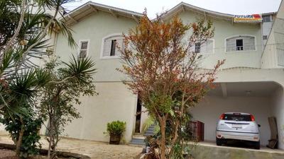 Casa Residencial À Venda, Parque Vivaldi Leite Ribeiro, Poços De Caldas - Ca0114. - Ca0114