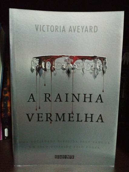 Coleção A Rainha Vermelha - Victoria Aveyard