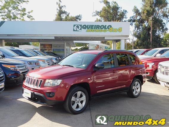 Jeep Compass Sport 4x4 2.4 Aut 2012