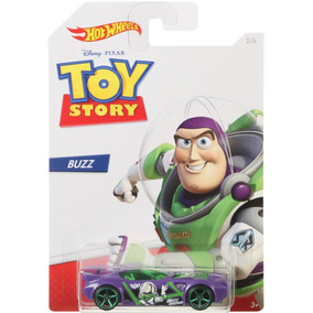 Hot Wheels Toy Story Buzz Nerve Hammer Gbb28 - Mattel