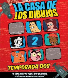 La Casa De Los Dibujos Temporada 2 Digital Español Latino