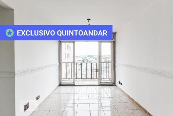 Apartamento No 9º Andar Com 2 Dormitórios E 1 Garagem - Id: 892995508 - 295508