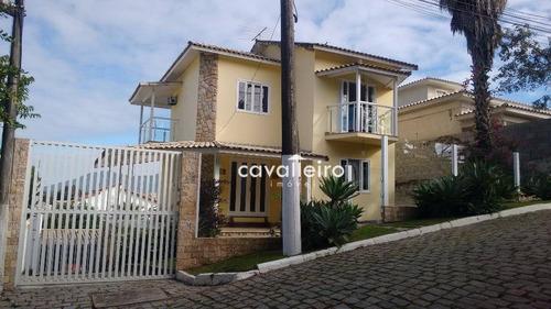 Casa Residencial À Venda, Flamengo, Maricá. - Ca2501