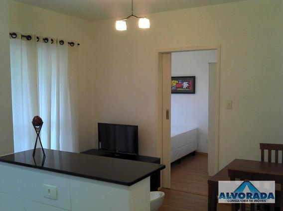Apartamento Com 1 Dormitório À Venda Ou Locação - Jardim Oswaldo Cruz - São José Dos Campos/sp - Ap6646