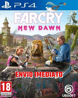 Far Cry New Dawn Ps4 Digital Original 1 Psn