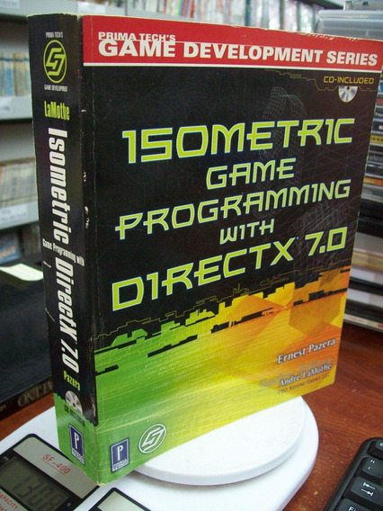 Livro Isometric Game Programming With Directx 7.0 - Com Cd
