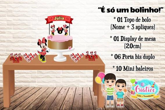 Kit Festa É Só Um Bolinho!
