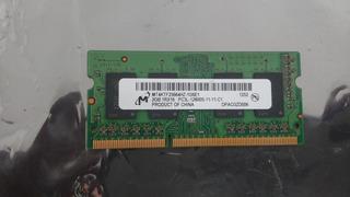 Memoria Sodimm Ddr3 2gb Para Laptop